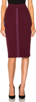 Altuzarra Burnet Knit Skirt