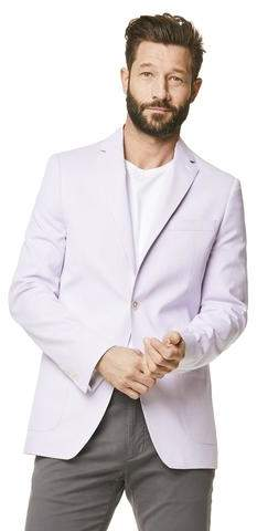 Todd Snyder Corded Cotton Stripe Sportcoat in Lavender