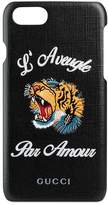 Gucci iPhone 7 case with tiger