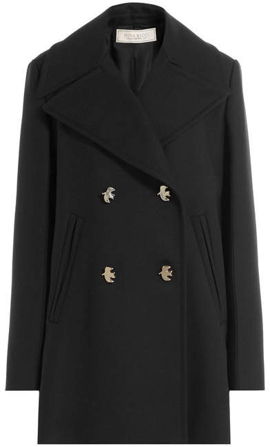 Nina Ricci Coat with Wool
