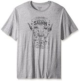 Lucky Brand Men's Big and Tall Outlaw Saloon Graphic Tee