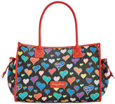 Dooney & Bourke Hearts Delaney Large Tote, A Macy's Exclusive Style