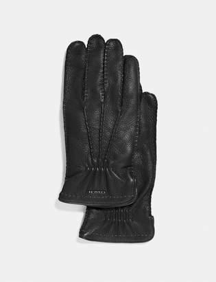 Coach Deerskin Gloves