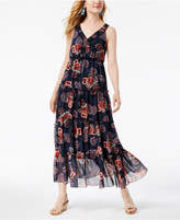 Style&Co. Style & Co Ruffled Maxi Dress, Created for Macy's
