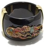 """Heidi Daus East Meets West"""" Resin Bangle Bracelet"""