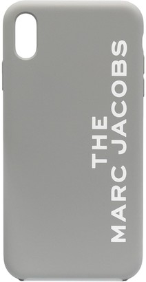 Marc Jacobs logo iPhone Xs Max case