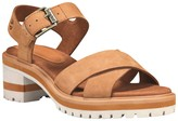 Timberland Violet March Leather Sandal - Wide Width Available