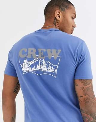 Levi's Levis Skateboarding Skateboarding Graphic t-shirt in blue