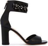 Valentino Garavani Valentino ankle strap sandals - women - Leather/metal - 35