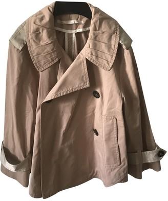 Schumacher Pink Cotton Jacket for Women