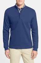 Cutter & Buck Men's Big & Tall 'Fulltime' Pima Cotton Pullover