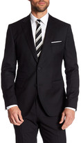 HUGO BOSS Jet Two Button Notch Lapel Trim Fit Jacket