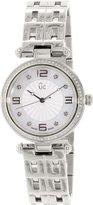 GUESS GUESS? Women's X17110L1S Stainless-Steel Swiss Quartz Watch