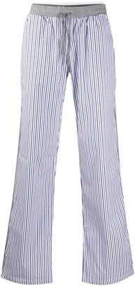 Dolce & Gabbana Striped Pajama Trousers