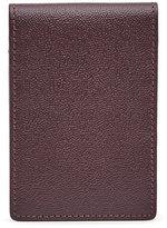 Reiss Starter Leather Fold Wallet