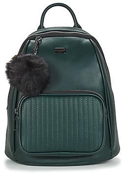 David Jones CM5370-D-GREEN women's Backpack in Green