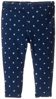 Splendid Littles Indigo Printed Leggings Girl's Casual Pants