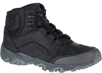 "Merrell Men's COLDPACK ICE+ 8"" Zip Polar WTP Snow Boot"