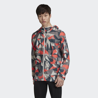 adidas Own the Run Camo Jacket
