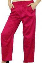 Bimba Women Long Pajama With Pockets Modal Cotton Night Pyjama Sleepwear