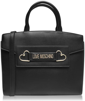 Love Moschino Love Top Handle Tote