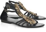 Bongo beaded sandals