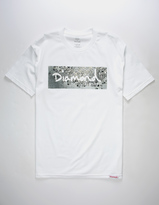 Diamond Supply Co. Scattered Box Mens T-Shirt