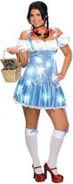 Rubie's Costume Co Sparkle Dorothy Costume Set - Plus