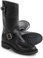 """Chippewa Engineer Work Boots - Leather, 11"""" (For Women)"""