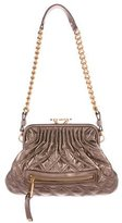 Marc Jacobs Quilted Stam Shoulder Bag