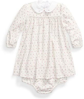 Ralph Lauren Kids Floral Dress (3-24 Months)