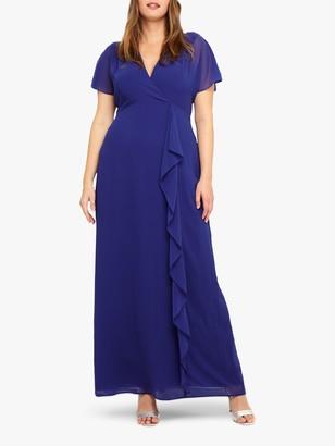 Studio 8 Phoenix Maxi Dress, Violet