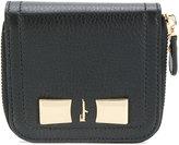 Salvatore Ferragamo zip saddle purse - women - Calf Leather - One Size