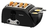West Bend Egg & Muffin Toaster 4-Slice