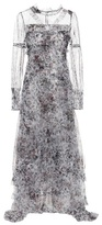 Erdem Stacey embellished dress