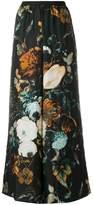 Antonio Marras floral print palazzo trousers