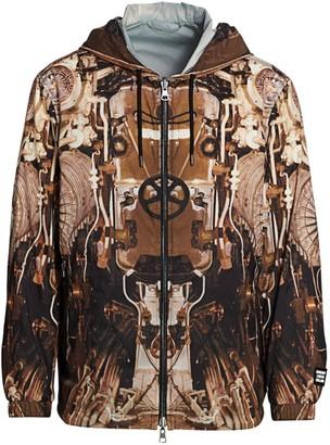 Burberry Stretton Reversible Jacket