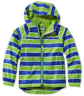 L.L. Bean Kids' Discovery Rain Jacket, Print