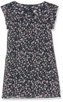 Name It Baby Girls' Nmfliri Pleat Spencer Dress