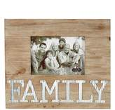 Mud Pie Family Frame