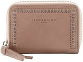 Liebeskind Berlin Wiona Stuuded Mini Leather Card Wallet