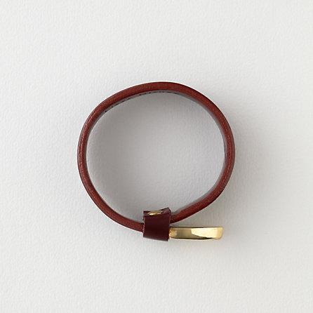 Lizzy Disney leather cuff