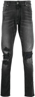 Represent Distressed Design Jeans