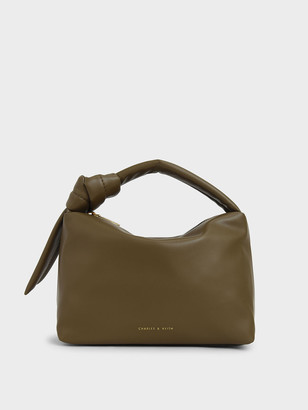 Charles & Keith Slouchy Hobo Bag