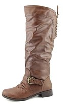 XOXO Women's Marcher Knee High Boot.
