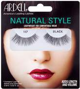 Ardell Fashion Lashes - 117 Black - Pack of 6