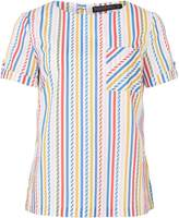 Sugarhill Boutique Petra Candy Stripe Top