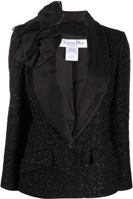 Christian Dior 2000 Boucle Jacket
