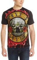 Bravado Men's Guns N' Roses Bloody Bullet T-Shirt