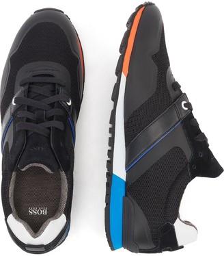 HUGO BOSS Parkour Runner Trainers - Black